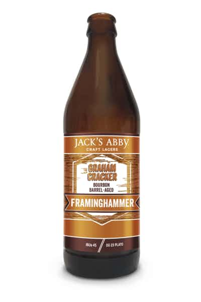 Jack's Abby Graham Cracker Barrel-Aged Framinghammer