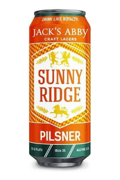 Jack's Abby Sunny Ridge