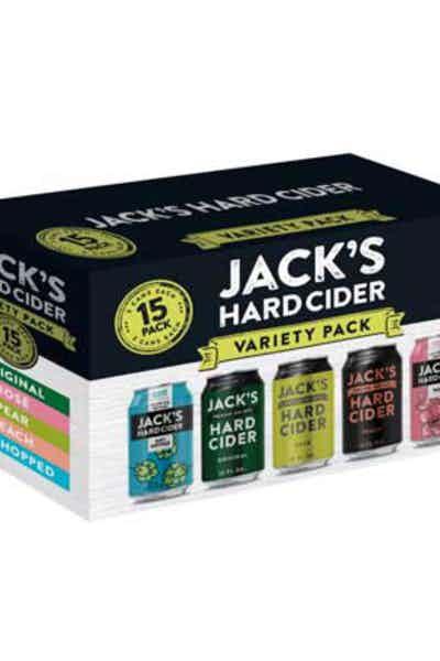 Jack's Hard Cider Variety Pack