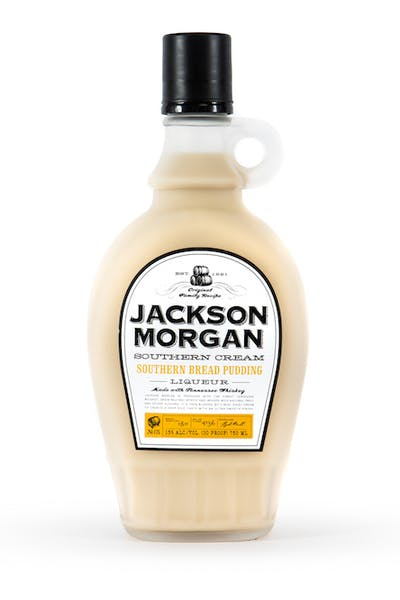 Jackson Morgan Southern Bread Pudding Liqueur
