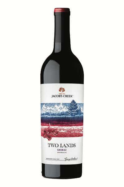 Jacob's Creek Two Lands Shiraz