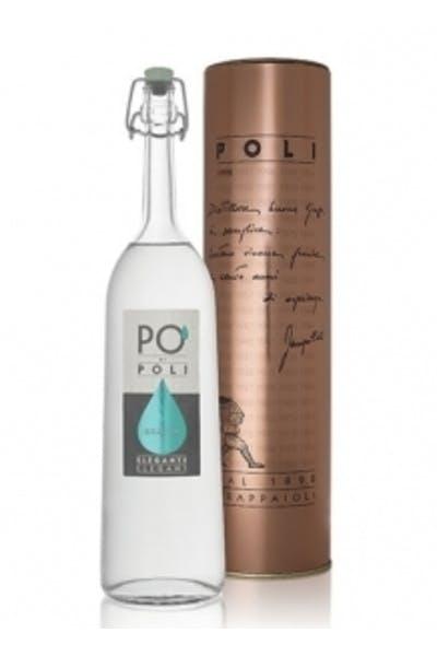 Jacopo Poli Di Po Pinot Elegante Grappa