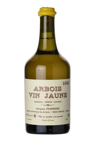 Jacques Puffeney Vin Jaune