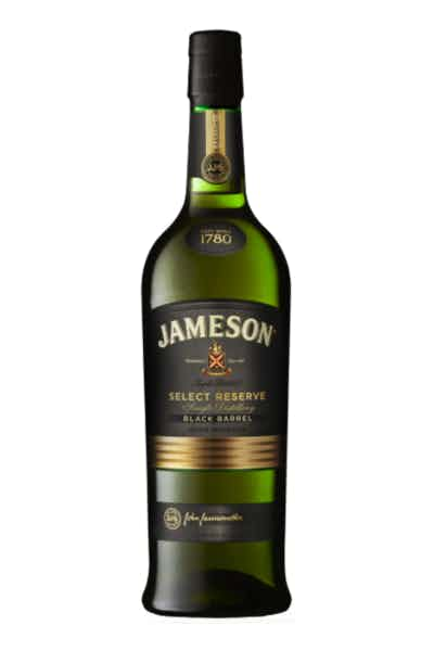 jameson select reserve black barrel price reviews drizly. Black Bedroom Furniture Sets. Home Design Ideas