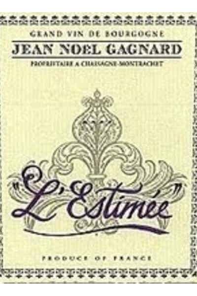 Jean Noel Gagnard Rouge L'Estime