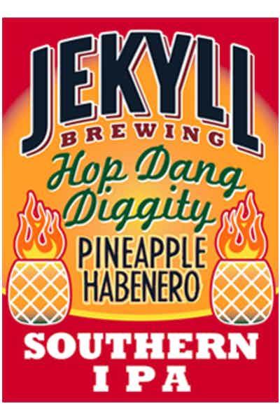 Jekyll Pineapple Habanero Hop Dang Diggity