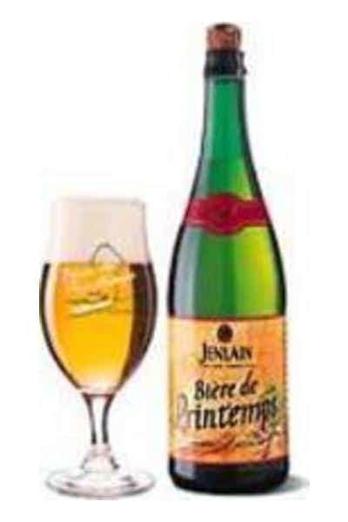 Jenlain Bière de Printemps