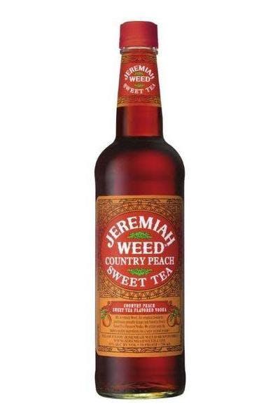 Jeremiah Weed Peach Sweet Tea