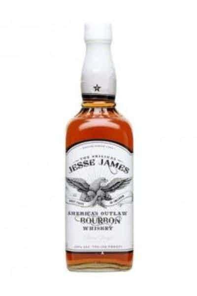 Jesse James Outlaw Bourbon