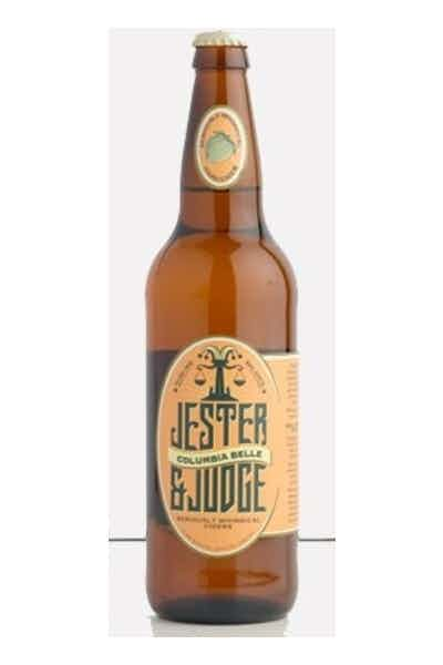 Jester and Judge Columbia Belle Cider