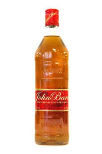 John Barr Scotch Red Label