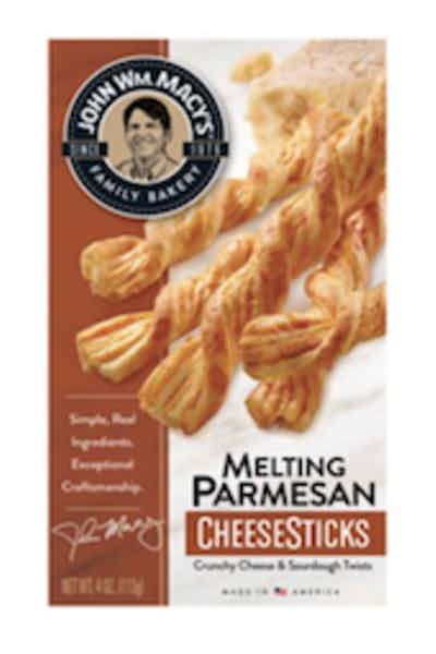 John Wm. Macy's Melting Parmesan CheeseSticks