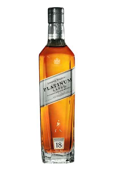 Johnnie Walker 18 Year Platinum