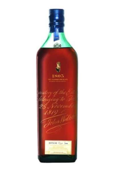 Johnnie Walker 1805 Celebration