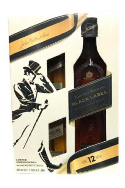Johnnie Walker Black Gift Set