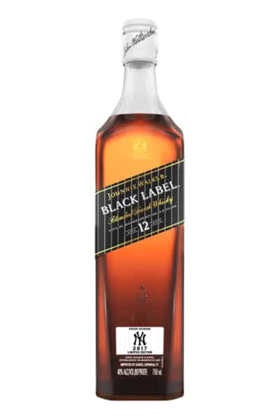 Johnnie Walker Black Yankees Pack