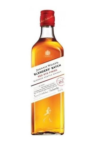 Johnnie Walker Blender's Batch Red Rye