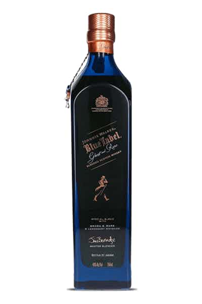 Johnnie Walker Blue Label Ghost & Rare