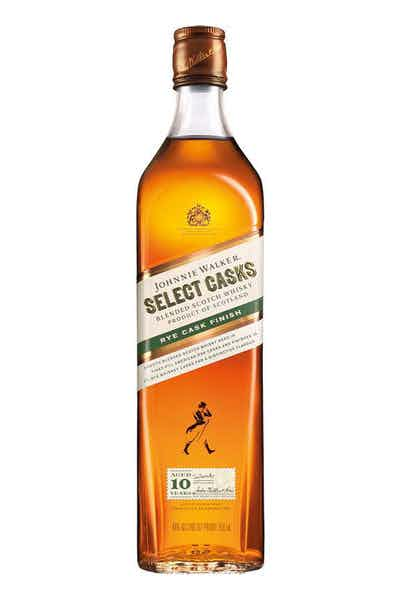 Johnnie Walker Select Casks Rye
