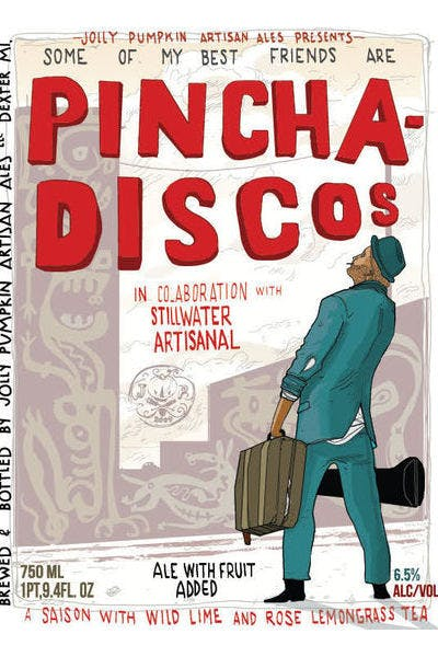 Jolly Pumpkin Pincha Discos