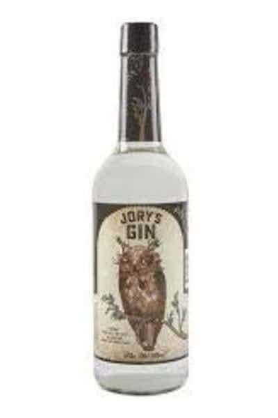 Jory's Old Bird Gin