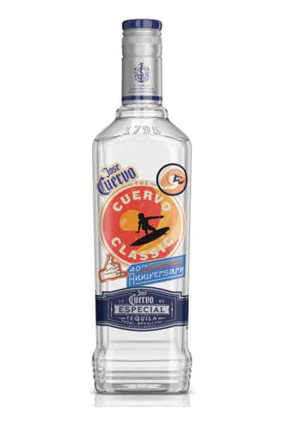 Jose Cuervo 40th Anniversary Cuervo Classic Surf Competition Silver Tequila