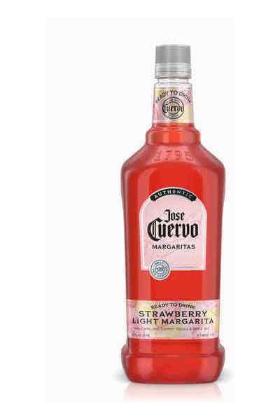 Jose Cuervo® Authentic Strawberry Light Margarita