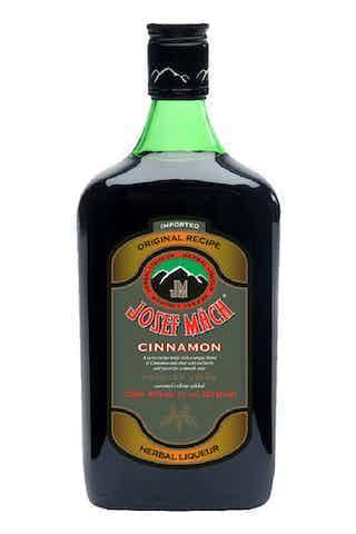 Josef Mach Herbal Cinnamon Liqueur