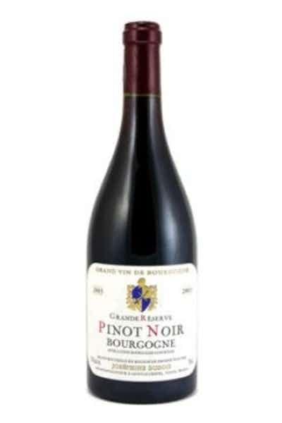 Josephine Dubois Bourgogne Pinot Noir Grand Reserve