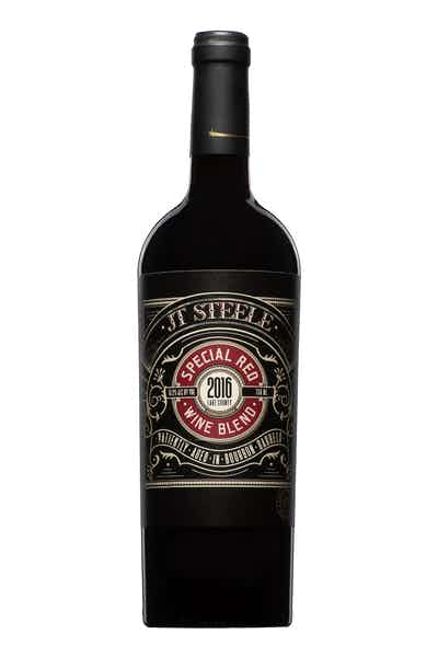 J.T. Steele Bourbon Barrel Red Blend
