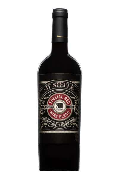 J.T. Steele Bourbon Barrel Red Blend