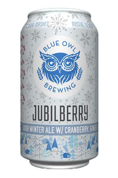 Blue Owl Brewing Jubilberry