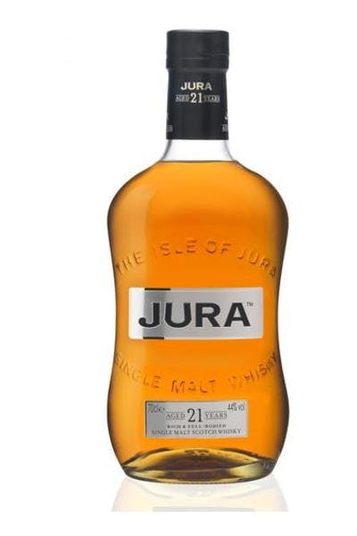 Jura Single Malt 21 Year
