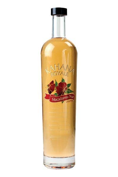 Kahana Royale Hawaii Macadamia Nut Liqueur