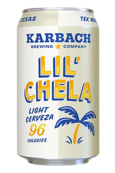 Karbach Brewing Co. Lil Chela