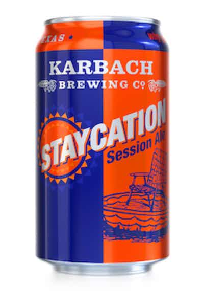 Karbach Brewing Co. Staycation