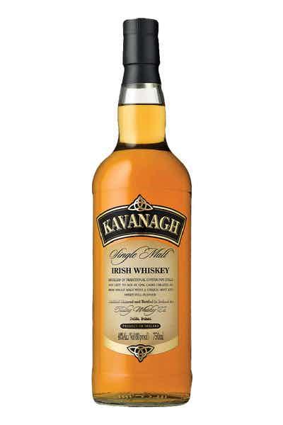 Kavanagh Single Malt Irish Whiskey