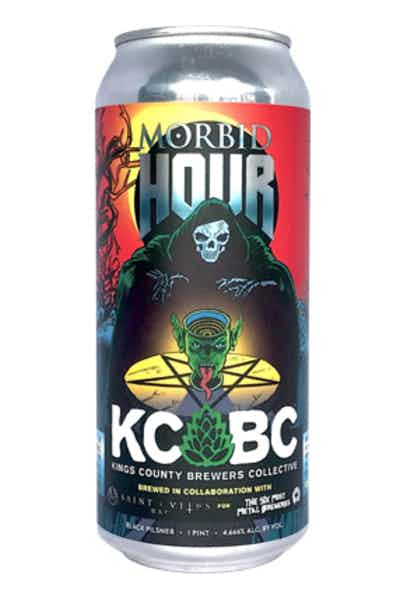 KCBC Morbid Hour German Schwarzbier