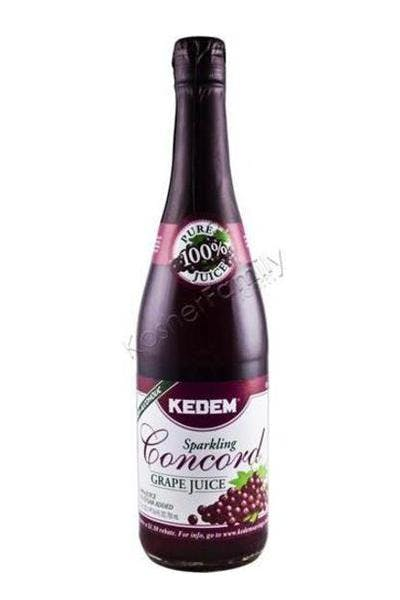 Kedem Kosher Naturally Sweet Concord Grape Wine