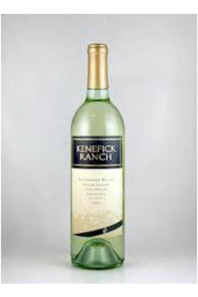 Kenefick Ranch Sauvignon Blanc