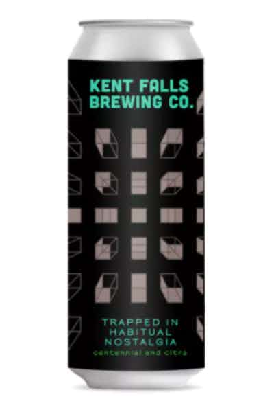 Kent Falls Trapped In Habitual Hoppy Blonde Ale
