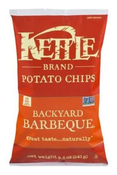 Kettle Backyard BBQ Potato Chips