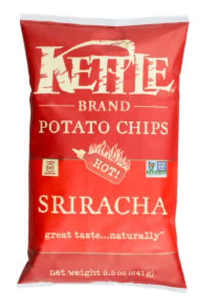 Kettle Sriracha Potato Chips