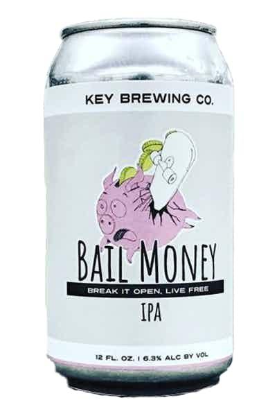 Key Brewing Bail Money