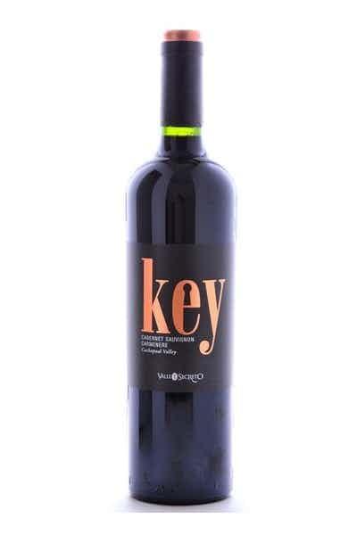Key Cabernet Sauvignon Carmenere