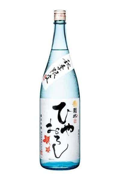 Kikusui Junmai Ginjo Hiya-Oroshi