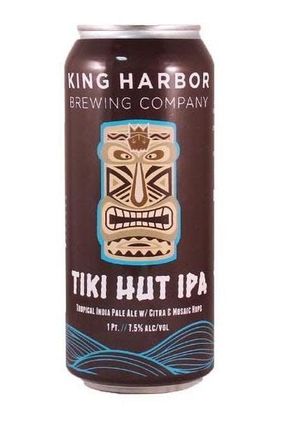 King Harbor Tiki Hut IPA