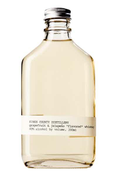 Kings County Distillery Grapefruit Jalapeño Moonshine