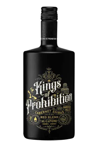 Kings Of Prohibition Cabernet Shiraz Red Blend