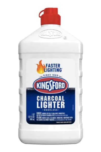 Kingsford Odorless Charcoal Lighter Fluid